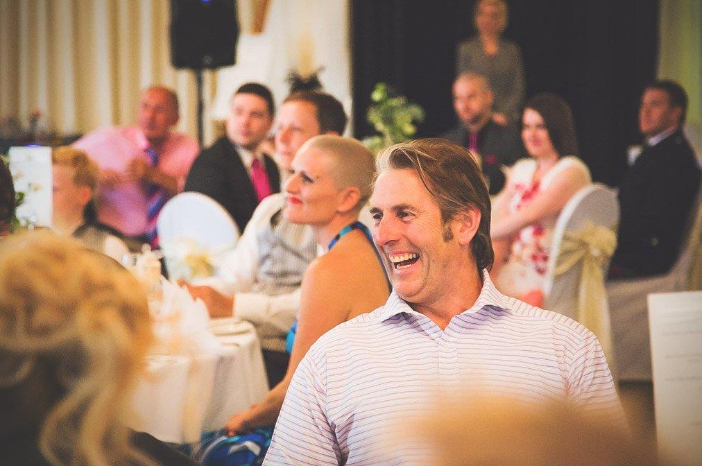 Hotel Van Dyk Wedding, Chesterfield – Calum & Mel
