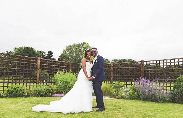 Niagara Sheffield Marquee Weddings  – Mwimba & Choolwe's Wedding