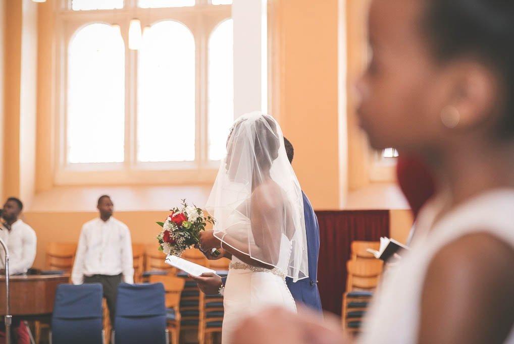 Victoria Hall Methodist Church, Sheffield - Josh & Towela's Wedding - 1