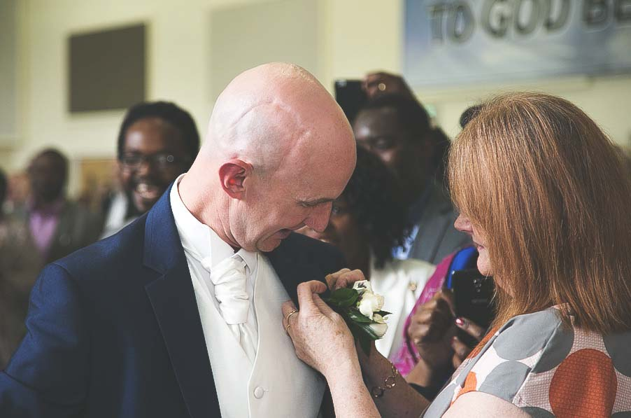 Northern Ireland Wedding – Jonathan & Goodness's Wedding
