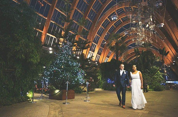 Winter Gardens Sheffield - Cesar & Marlenes Wedding - 28