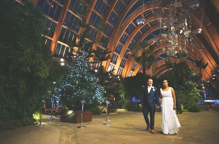 Winter Gardens Sheffield - Cesar & Marlenes Wedding - 28