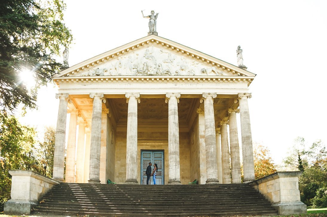 Stowe House Wedding Photography by Nathan M Photography - 1