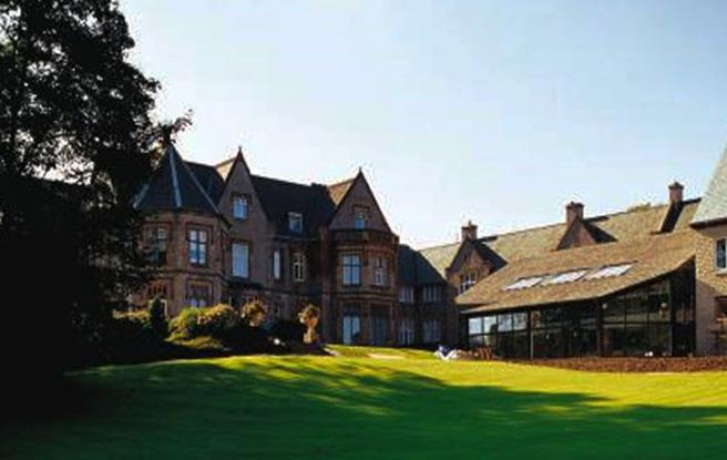 Kenwood Hall Hotel - Sheffield wedding venue