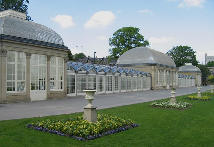 Sheffield Botanical Gardens - Sheffield Wedding Venue