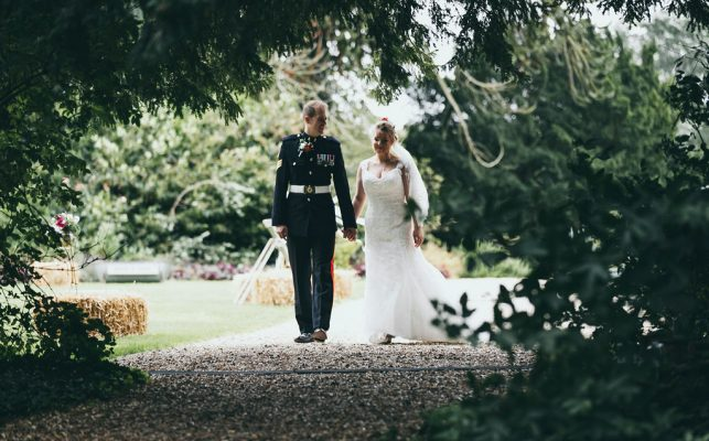 Hirst Priory Wedding, Scunthorpe – Anthony & Katrina