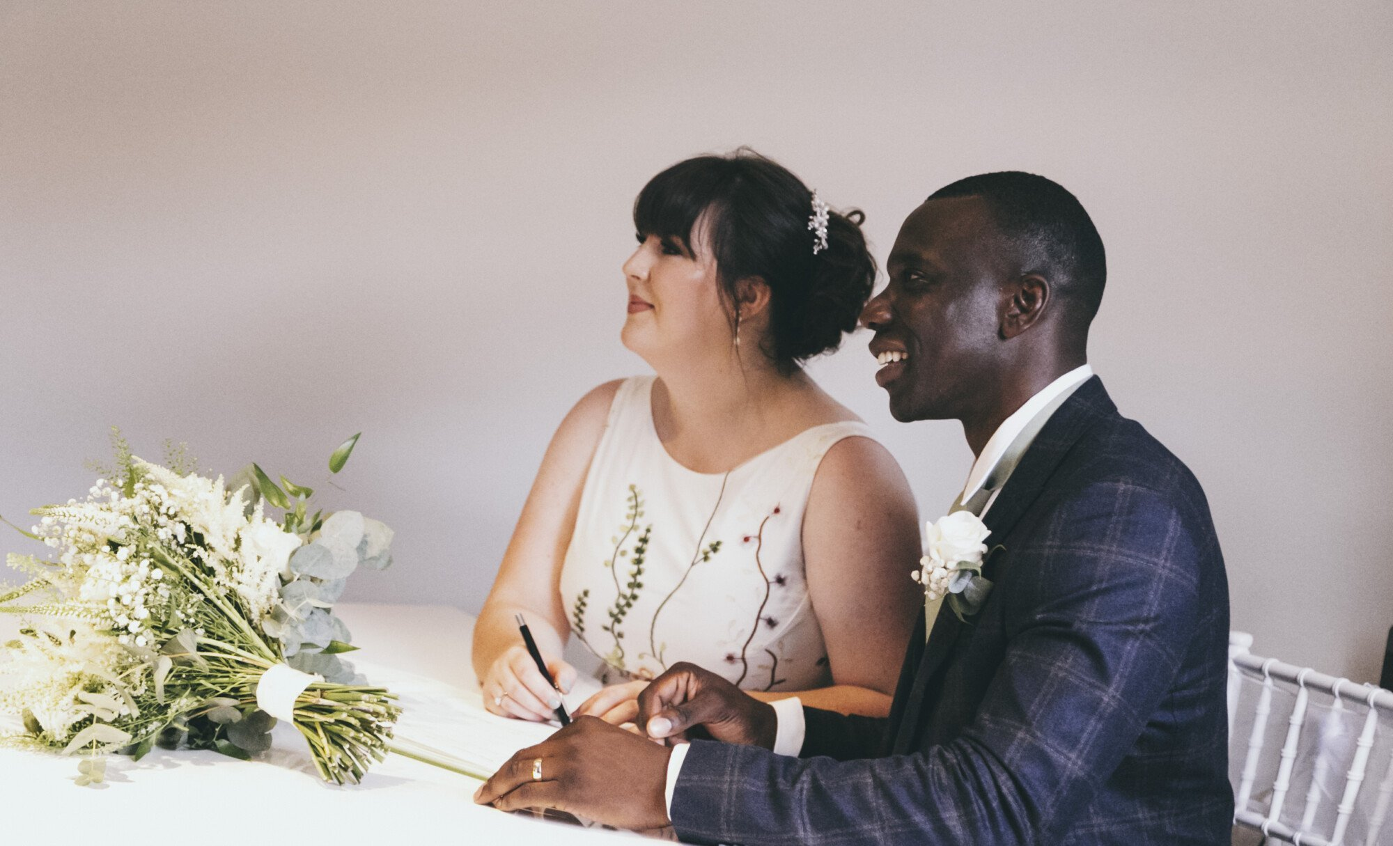 Vintage Tea Rooms Wedding in Chesterfield by Nathan M Photography
