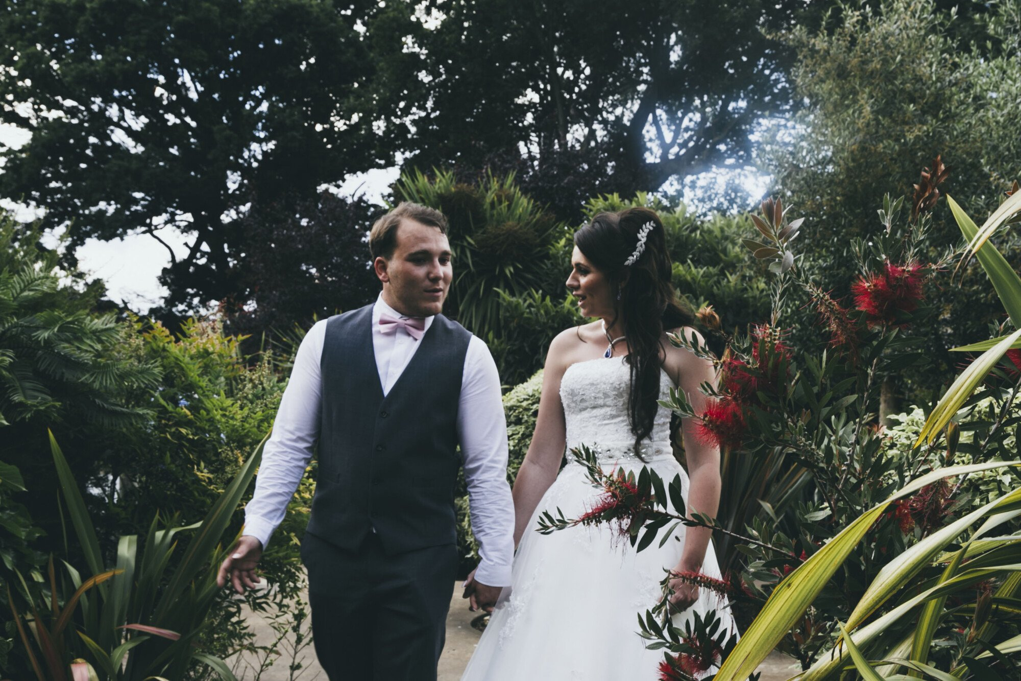 Yorkshire Wildlife Park Wedding by Nathan M Photography