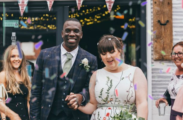 Vintage Tea Rooms Wedding, Chesterfield – Stefan & Natalia