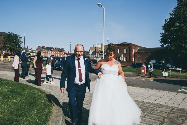 Chesterfield Registry Wedding – Stewart & Caroline