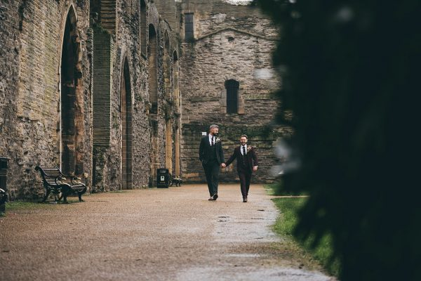 Newark Castle Wedding – Adam & Mark
