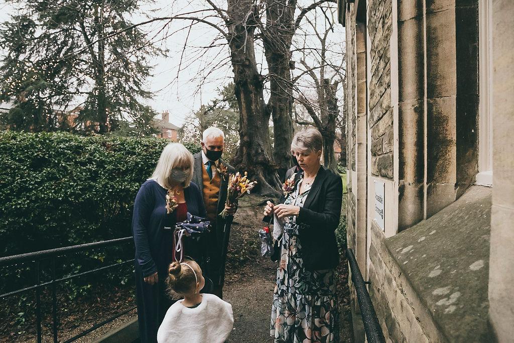 Newark Castle Wedding – Adam & Mark